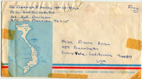 vietnam letter